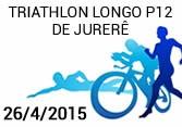 Triathlon Longo de Jurerê em 26 de abril