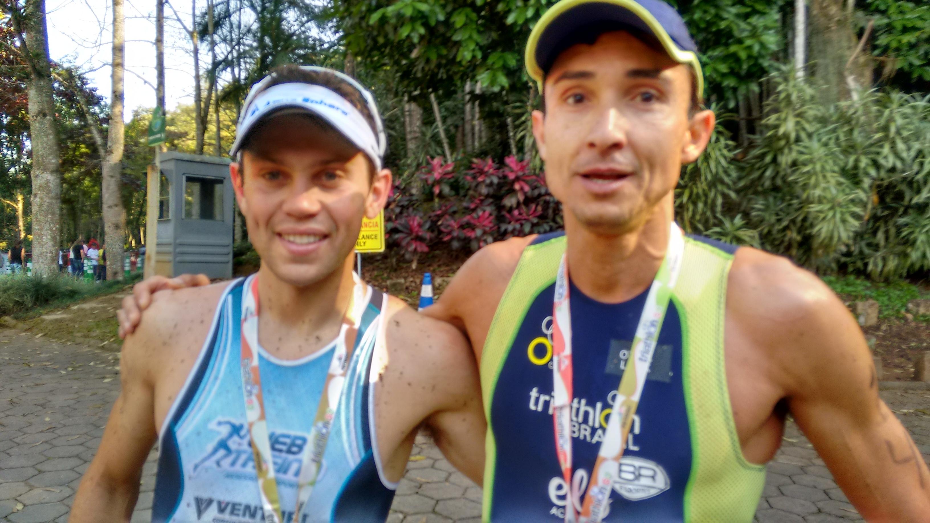 Elite Brasileira de Cross Triathlon no Parque Malwee