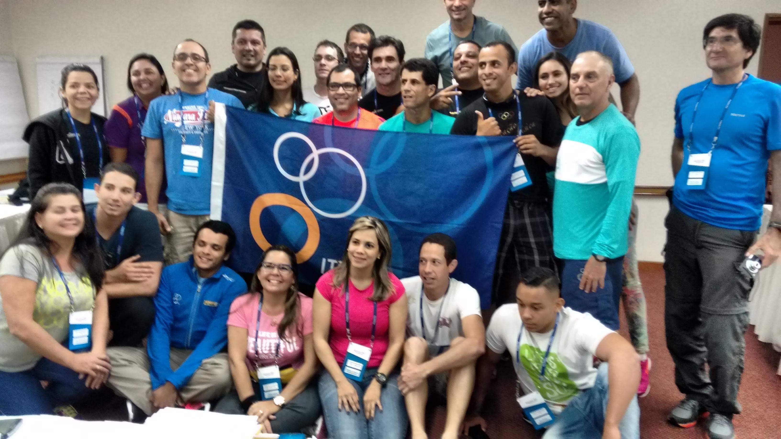 Curso ITU Nïvel II no Rio de Janeiro