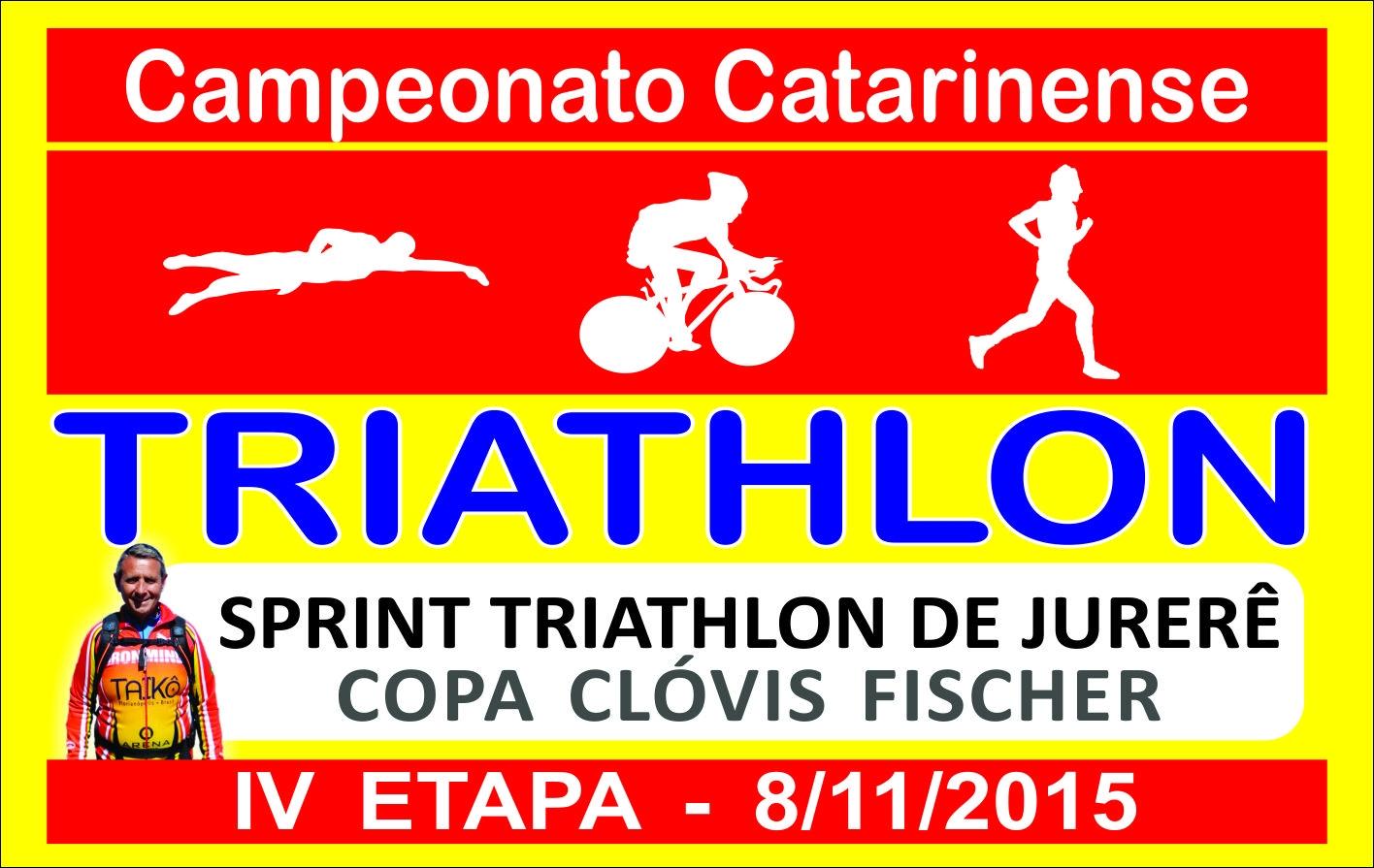 Sprint Triathlon de Jurerê - Copa Clóvis Fischer