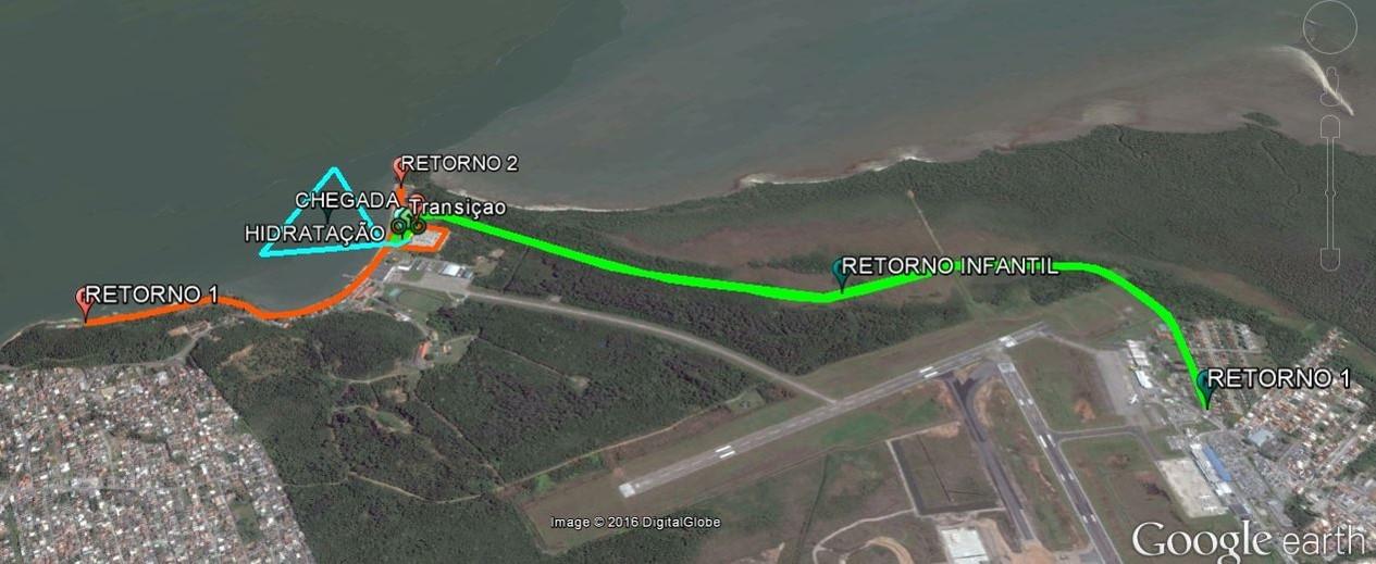 Triathlon da Base Aérea