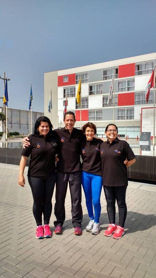 Curso de Oficiais Técnicos da ITU em Lima, Peru