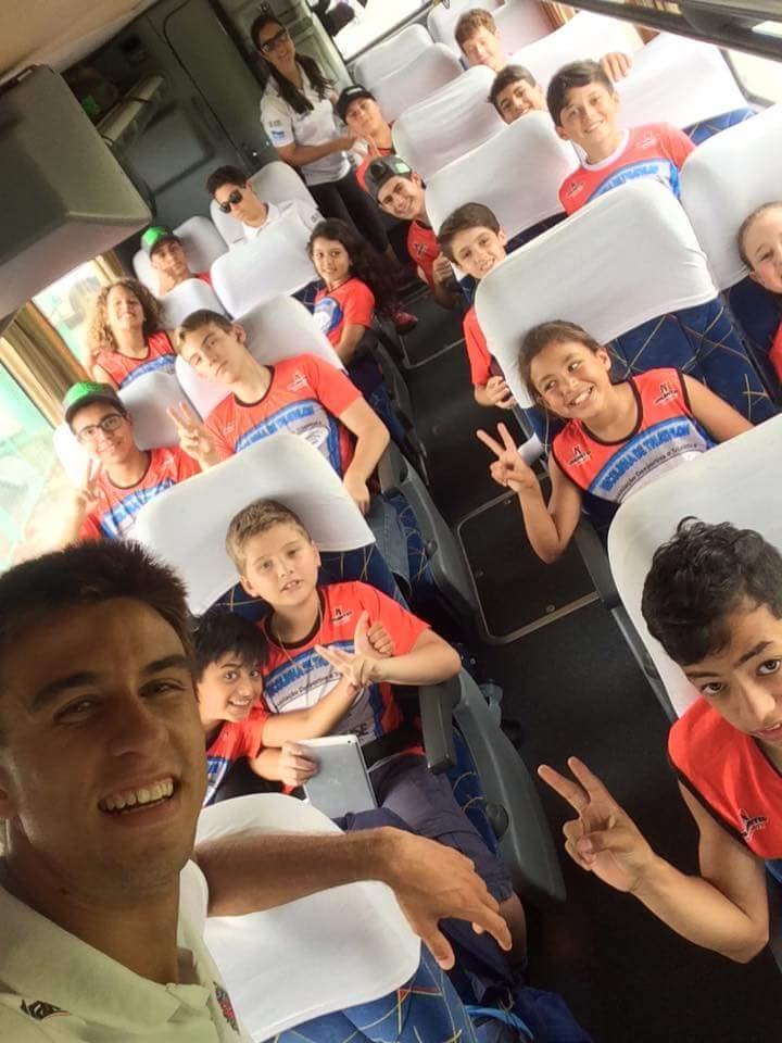 Criançada de Santa Catarina viaja para o Brasileiro Infantil