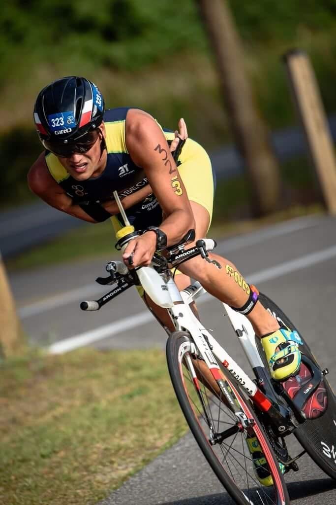 Catarinenses na última etapa do Brasileiro Para Triathlon