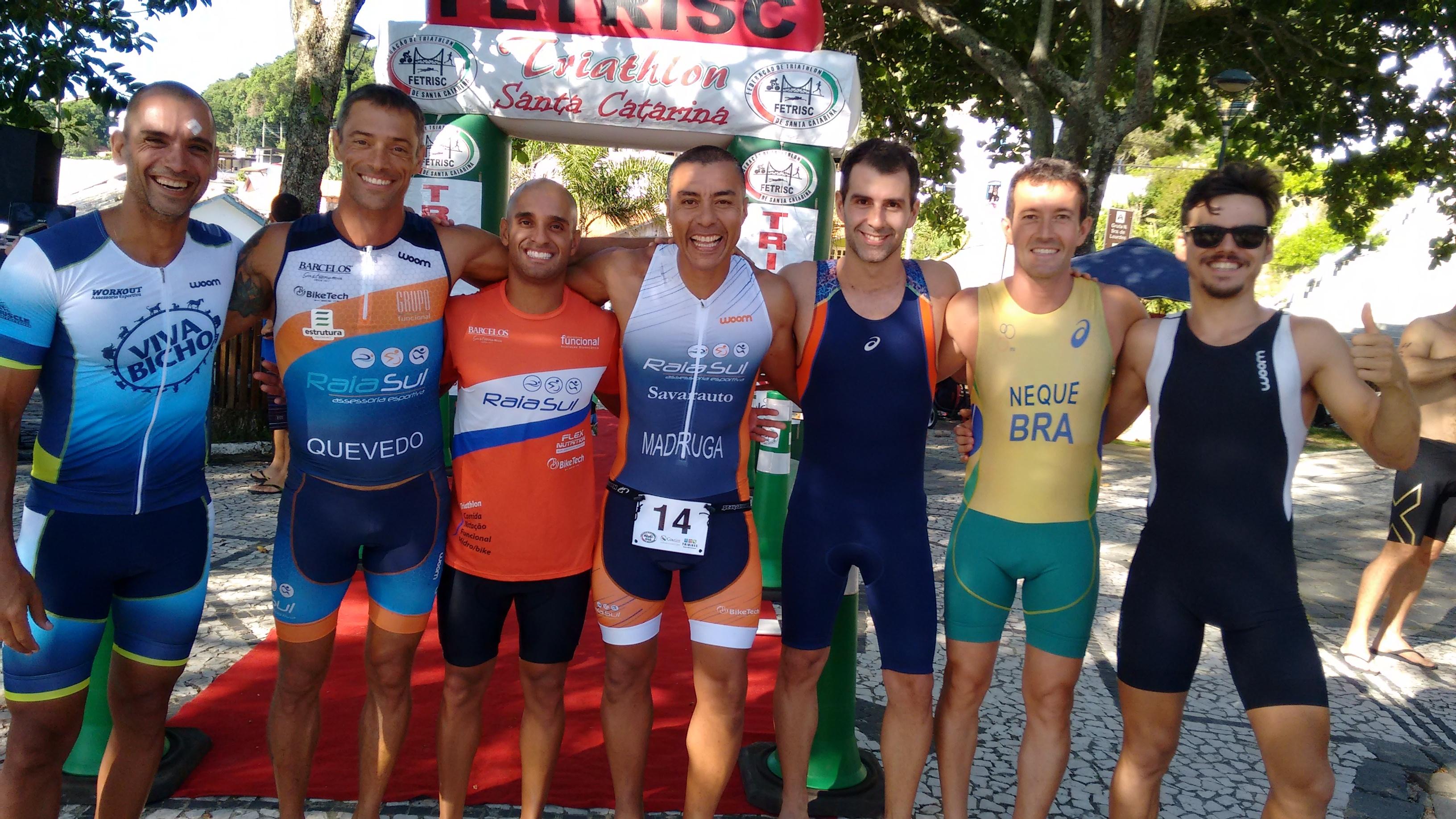 Aquathlon Sunset de Garopaba abre Campeonato