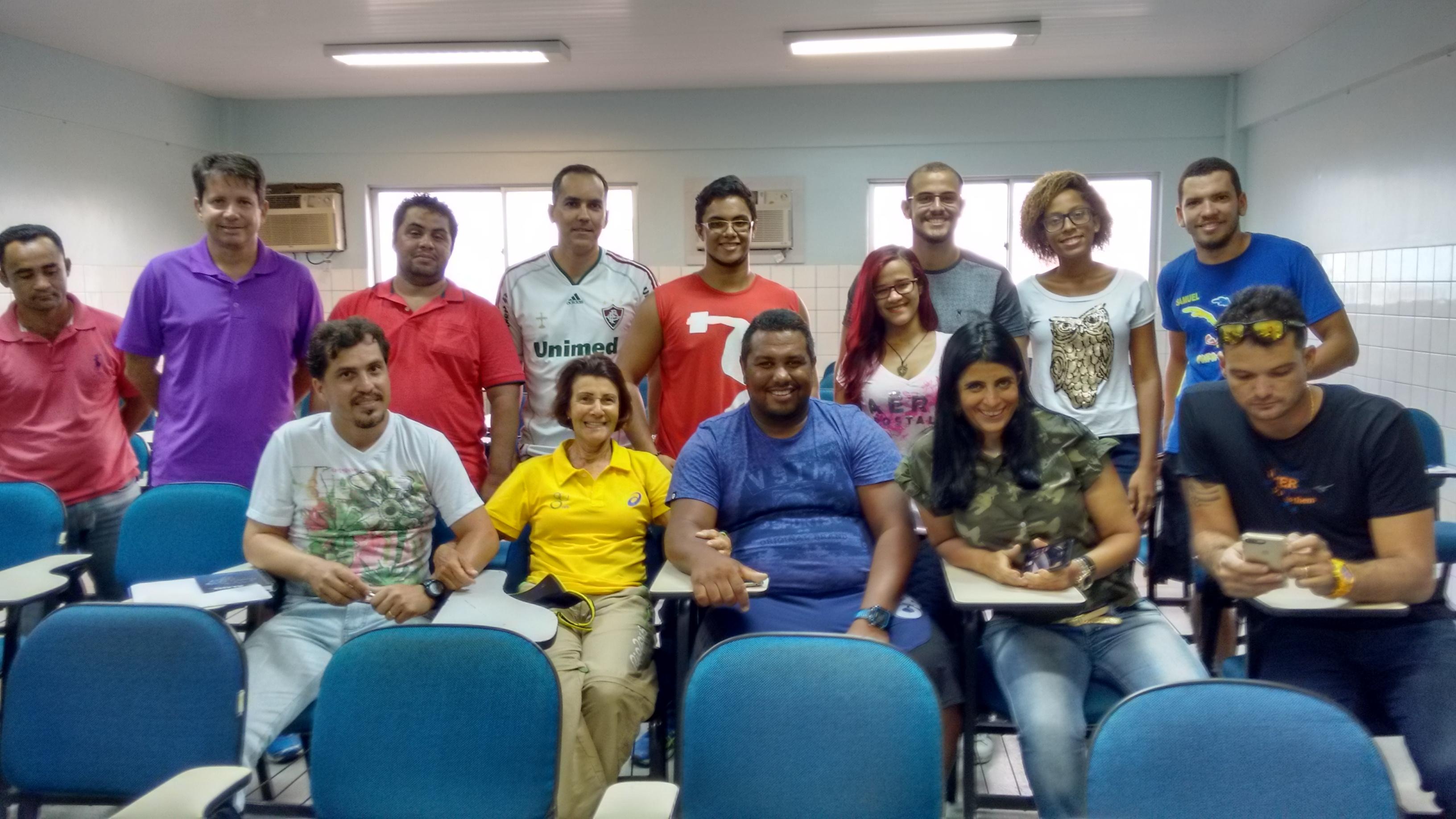 SC no Curso Arbitragem em Maceió