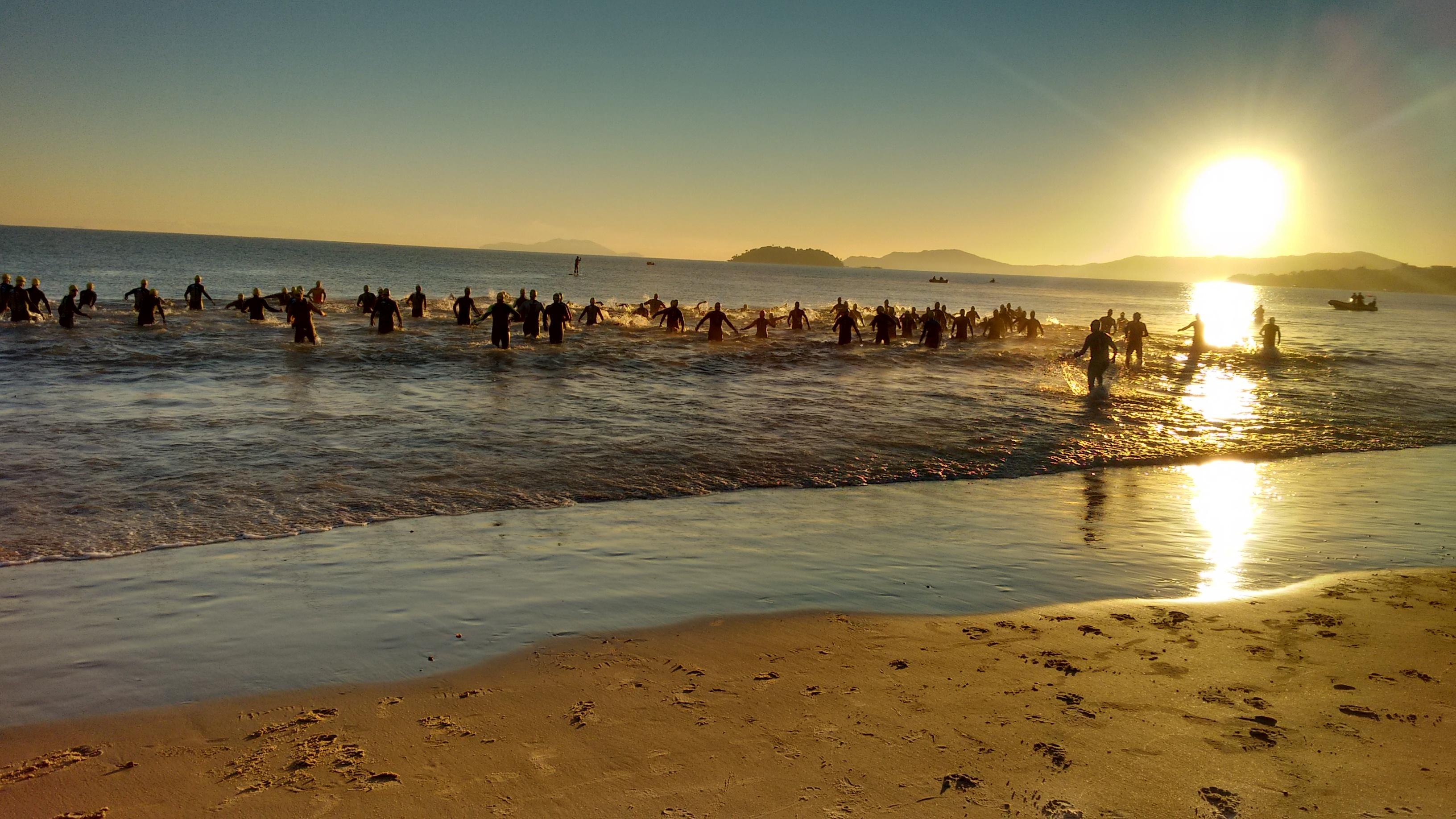 Triathlon Olimpico de Jurerê