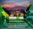 Confira a programação Ironman Brasil