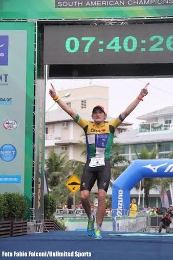 Tim Dom vence Ironman Brasil