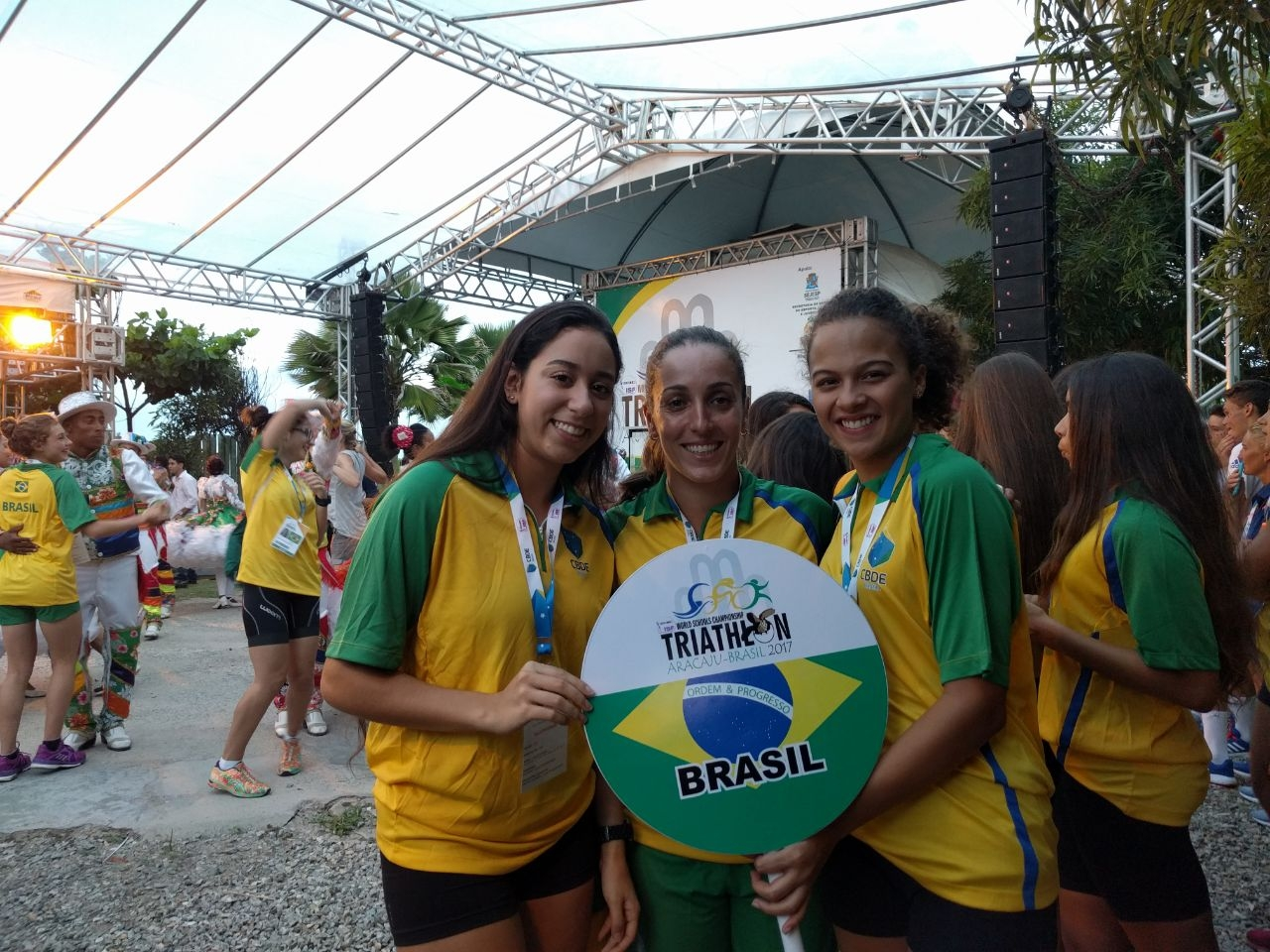 Santa Catarina no Mundial Triathlon Escolar