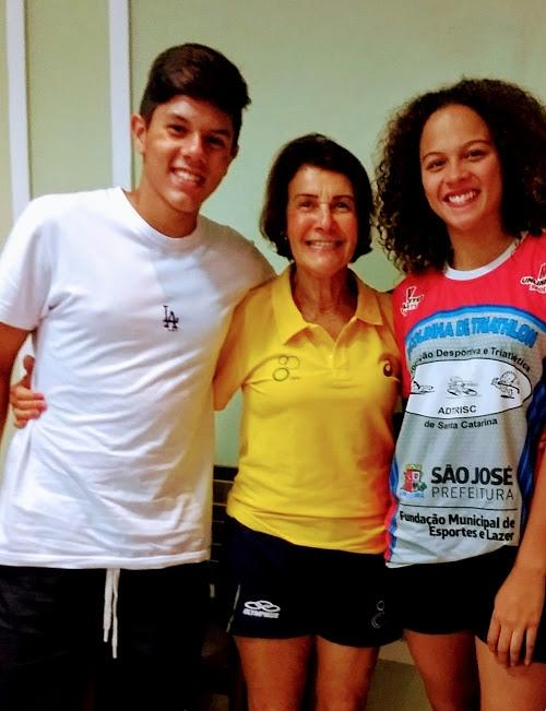 Training Camp para jovens atletas em Palmas