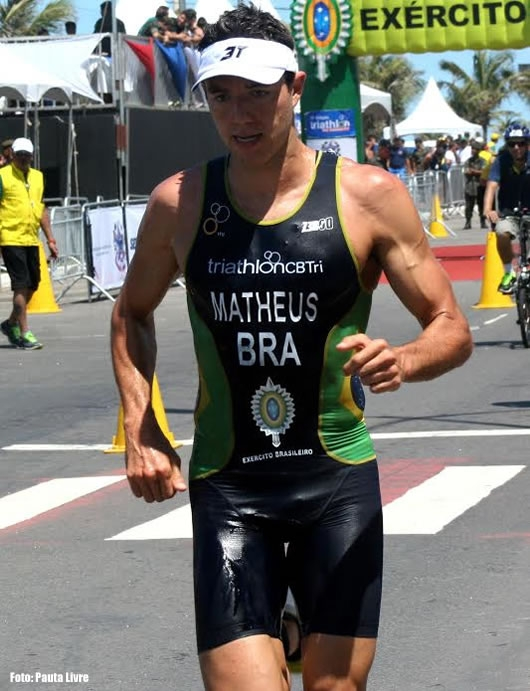Medalha de Prata para o Brasil, em pleno Carnaval