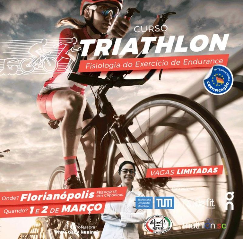 Curso de Triathlon - Fisiologia do Exercicio de Endurance