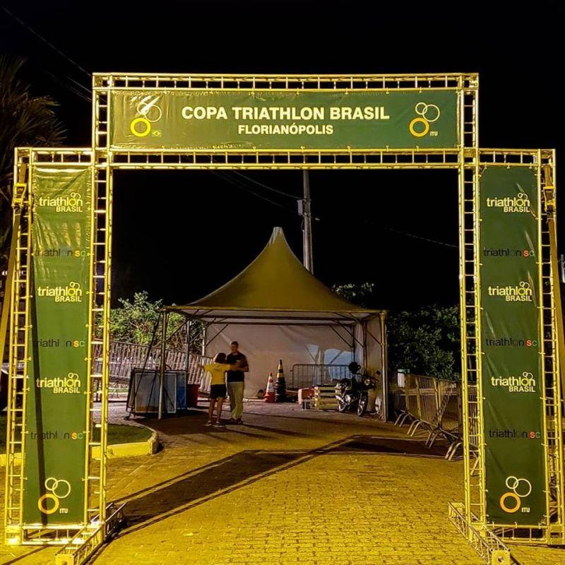 Preparativos Copa Brasil  Florianópolis