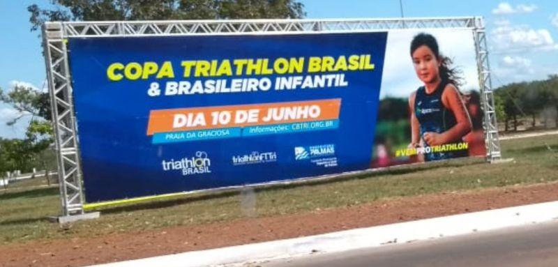 Santa  Catarina  no  Brasileiro  Infantil em  Palmas