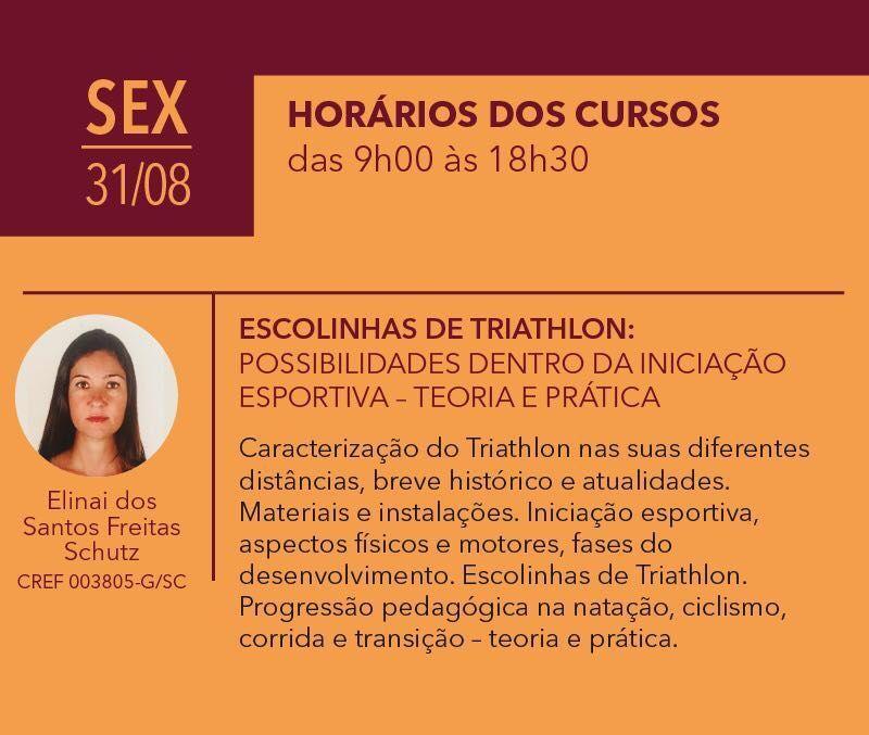 FETRISC divulga Jornada Catarinense de Educação Física