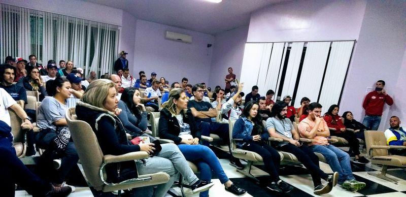 Simpósio Técnico abre Triathlon dos JASC CaçAdor 2018