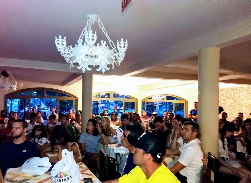 Simpósio Técnico abre o 27. Triathlon de Garopaba