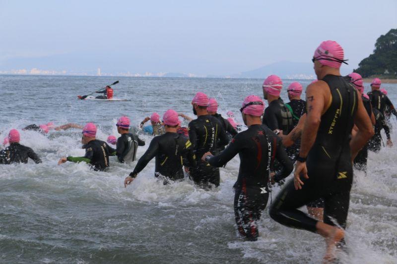 Triathlon Olímpico da Base Aérea II Etapa Campeonato Catarinense