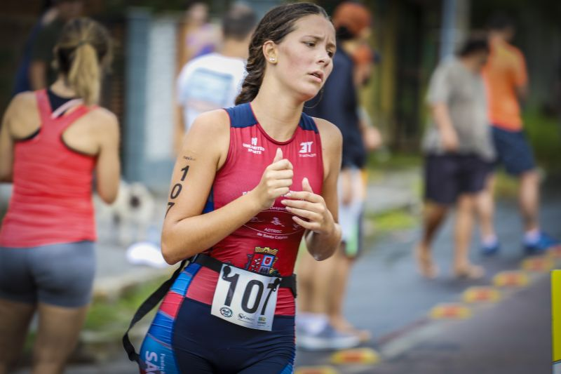 Triatleta Josefense participa do Mundial Escolar