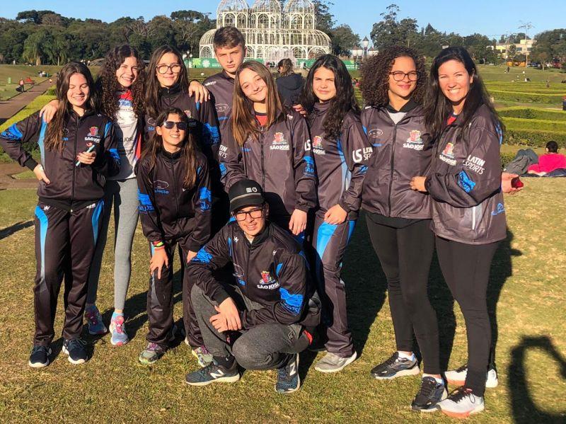 Trainning Camp no Paraná  integra alunos atletas de Escolinhas