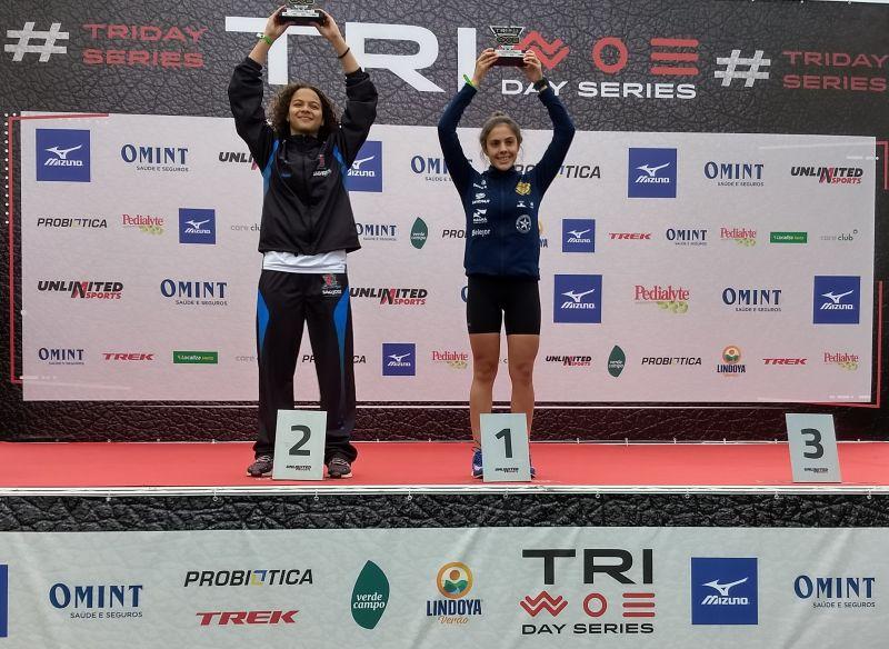Vice no Brasileiro Sprint de Florianópolis disputa a próxima etapa em São Paulo