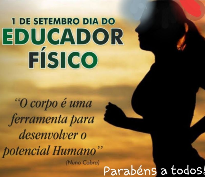 Dia do Educador Físico