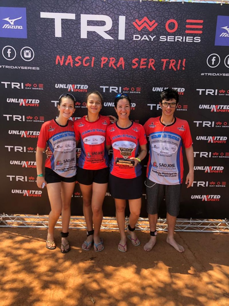 Santa Catarina bem representada n última etapa do Brasileiro de Sprint em Brasília