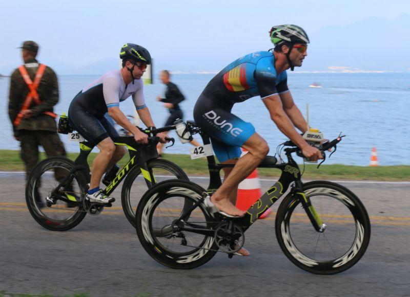 Triathlon Sprint da Base encerra inscrições ns sexta-feira 27 de setembro