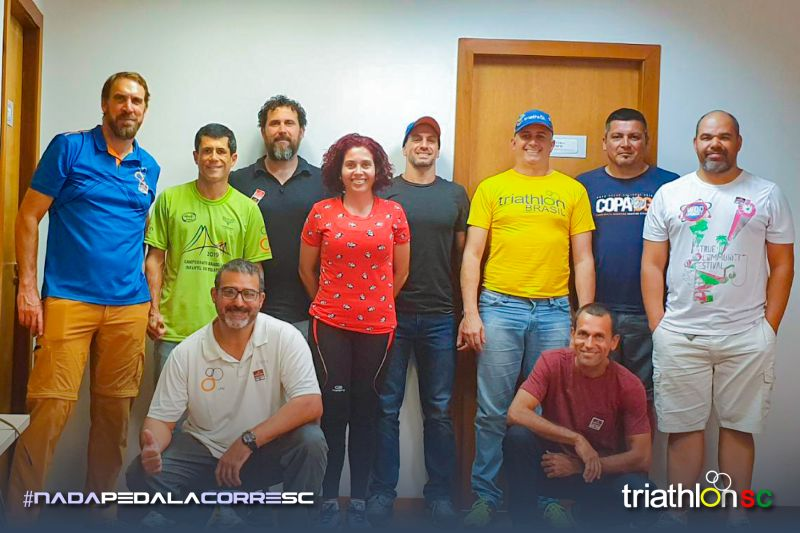 Oficiais  Técnicos  Catarinenses participam  do curso  ITU NÍVEL 2