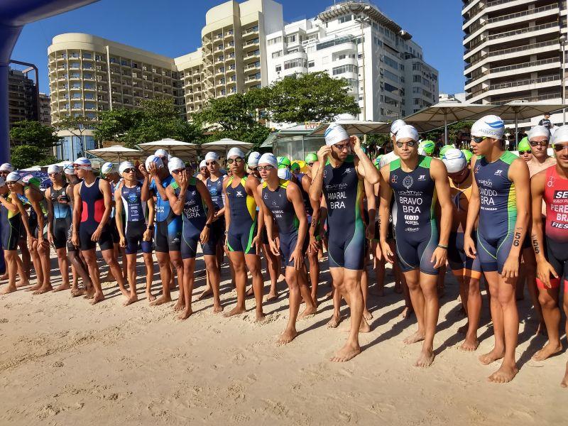 Campeonato Brasileiro de Aquathlon RJ