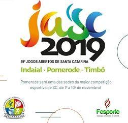 Informativo Triathlon 59. Jogos Abertos de Santa Catarina