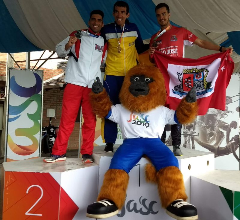 59 ° Jogos Abertos de Santa Catarina -  ITAJAÍ DOMINA!!!!