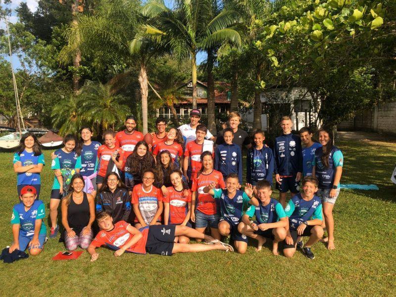 Training Camp encerra atividades de 2019 na Escolinha de Triathlon