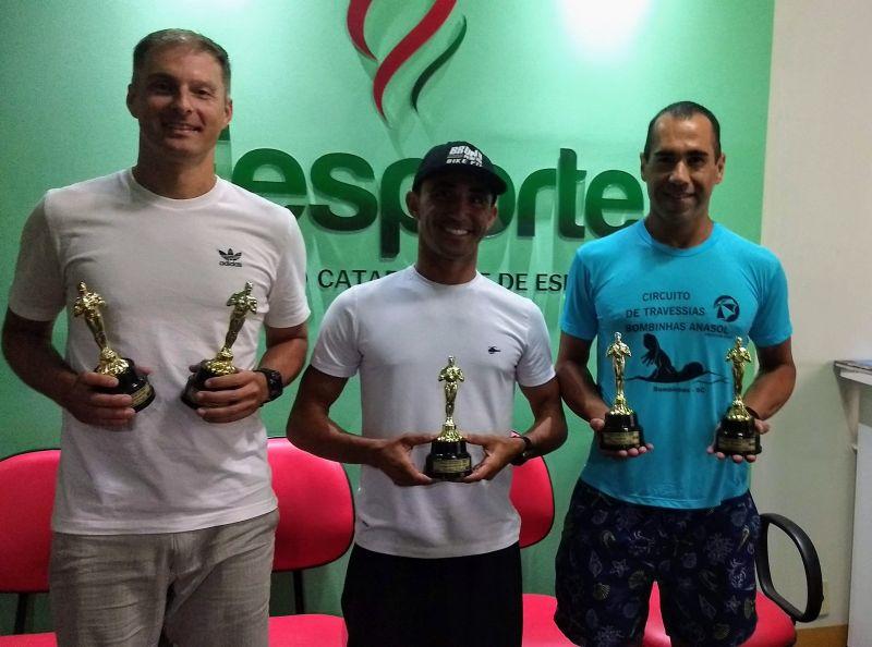 Cerimônia de Premiação dos Campeonatos Catarinenses