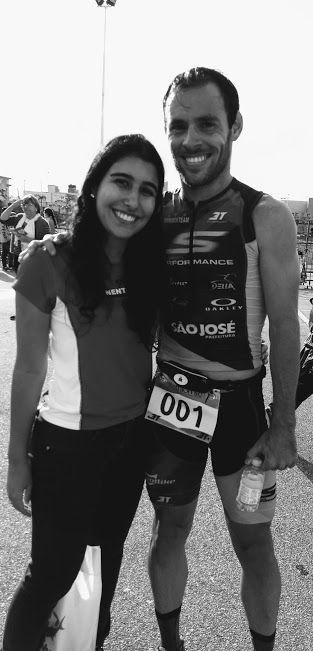 Dor e tristeza no Triathlon Catarinense