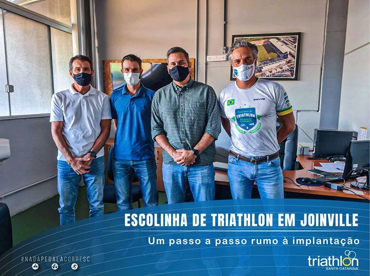Escolinha de Triathlon em Joinville