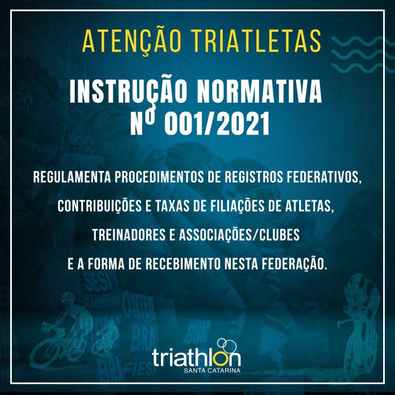MUDANÇAS NO FORMATO E VALORES FEDERATIVOS - INSTRUÇÃO NORMATIVA Nº 001/2021