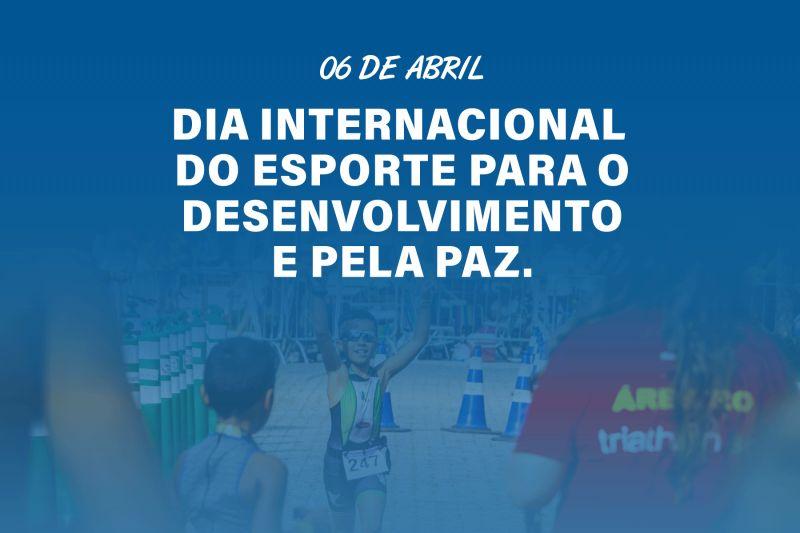 ONU lembra importância de esporte para a paz, mesmo durante pandemia.