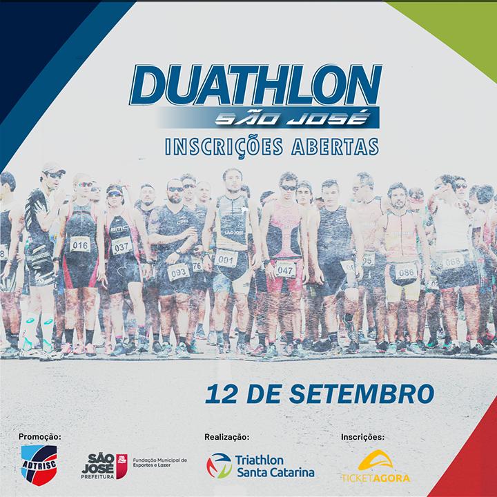 Duathlon São José - 12 de Setembro - Inscrições abertas