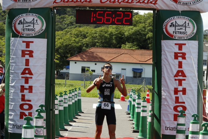 Triathlon Olímpico da Base Aérea