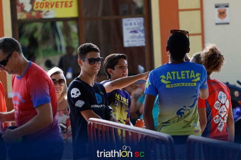 I Etapa Campeonato Catarinense de  Aquathlon 2018  -  Sunset Garopaba